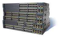 коммутатор cisco catalyst 2960 WS-C2960-48TT-L