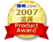 Kaspersky Internet Security 6.0 Gold Medal Product Award