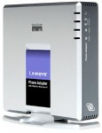 VOIP шлюз linksys pap2t